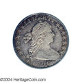 Early Half Dimes: , 1796 H10C VF30 PCGS. V-1, LM-1, R.3. A berry beneath the ...