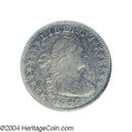 Early Half Dimes: , 1797 H10C 16 Stars XF40 Details, Improperly Cleaned, NCS. ...