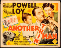 """Another Thin Man (MGM, 1939). Fine+. Title Lobby Card (11"""" X 14""""). Mystery"""