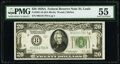 Fr. 2051-H $20 1928A Federal Reserve Note. PMG About Uncirculated 55
