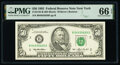 Small Size:Federal Reserve Notes, Fr. 2125-B $50 1993 Federal Reserve Note. PMG Gem Uncirculated 66 EPQ.. ...