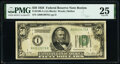 Fr. 2100-A $50 1928 Federal Reserve Note. PMG Very Fine 25