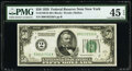 Fr. 2100-B $50 1928 Federal Reserve Note. PMG Choice Extremely Fine 45 EPQ