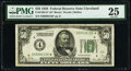 Fr. 2100-D* $50 1928 Federal Reserve Star Note. PMG Very Fine 25