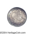 """Barber Quarters: , 1905-O 25C MS67 PCGS. Termed """"the most underrated date in ..."""