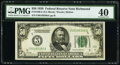 Fr. 2100-E $50 1928 Federal Reserve Note. PMG Extremely Fine 40