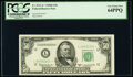 Fr. 2111-L* $50 1950D Federal Reserve Star Note. PCGS Very Choice New 64PPQ