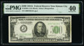 Fr. 2202-J $500 1934A Federal Reserve Note. PMG Extremely Fine 40
