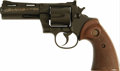 """Movie/TV Memorabilia:Props, Prop .357 Magnum From """"McQ."""" A prop Colt Python .357 Magnum used byan unspecified cast member in the 1974 crime drama starr..."""