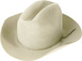 "Movie/TV Memorabilia:Costumes, ""Bobby"" Blake 4X Quality Bailey Hat. ""Bobby"" Blake was fated tobecome Robert Blake, star of such films as In Cold Blood,...(Total: 1 Item)"