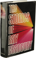 Books:Signed Editions, Ray Bradbury: Signed Limited Presentation Copy of The Stories ofRay Bradbury. (New York: Alfred A. Knopf, 1980), first ...