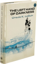 Books:Signed Editions, Ursula K. LeGuin The Left Hand of Darkness Signed FirstHardcover Edition. (New York: Walker and Company, 1969), fir...