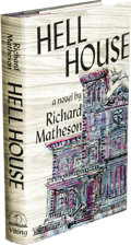 Books:First Editions, Richard Matheson: Hell House. (New York: Viking Press,1971), first edition, 279 pages, jacket design by Paula Silver,g...