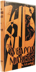 Books:First Editions, A. E. van Vogt: The Weapon Makers. (Providence: The HadleyPublishing Company, 1947), first edition of 1,000 copies prin...