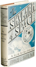 Books:First Editions, Edward E. Smith: The Skylark of Space. (Providence: HadleyPublishing Company, 1947), second printing (after the Buffalo...