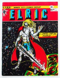 Elric #1 Limited Special Edition (Windy City Publications, 1974) Condition: FN