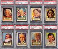 Baseball Cards:Sets, 1952 Topps Look-N-See Near Set (128/135). Offered ...