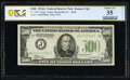 Fr. 2202-J $500 1934A Federal Reserve Note. PCGS Banknote Choice VF 35 Details