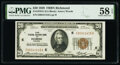 Fr. 1870-E $20 1929 Federal Reserve Bank Note. PMG Choice About Unc 58 EPQ