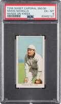 Baseball Cards:Singles (Pre-1930), 1909-11 T206 Sweet Caporal 350/30 Simon Nicholls (Hands On...