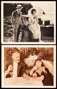 """Everywoman & Other Lot (Paramount, 1919). Very Fine-. Lobby Cards (2) (11"""" X 14""""). Drama. ... (Total: 2 It..."""