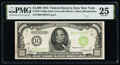 Fr. 2211-B $1,000 1934 Federal Reserve Note. PMG Very Fine 25