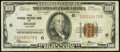 Fr. 1890-G $100 1929 Federal Reserve Bank Note. Fine-Very Fine