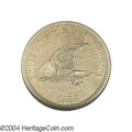 Patterns: , 1858 P1C Flying Eagle Cent, Judd-204, Pollock-248, R.5, ...