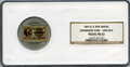 1893 World's Columbian Exposition Admission Pass Medal, Eglit-40A, MS62 NGC. 50 mm