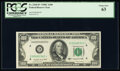 Fr. 2160-D* $100 1950C Federal Reserve Star Note. PCGS Choice New 63