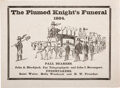 Political:Posters & Broadsides (pre-1896), [Anti-James G. Blaine] Broadside. This not-so-subt...