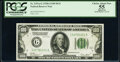 Fr. 2151-G $100 1928A Federal Reserve Note. PCGS Apparent Choice About New 55