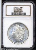 Morgan Dollars: , 1882 MS64 NGC. The current Coin Dealer Newsletter (...