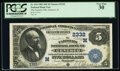 Geneseo, IL - $5 1882 Date Back Fr. 534 The Farmers National Bank Ch. # (M)2332 PCGS Very Fine 30