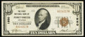 Fort Smith, AR - $10 1929 Ty. 1 The First National Bank Ch. # 1950 Very Fine-Extremely Fine