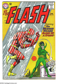 The Flash #145 (DC, 1964) Condition: VF-. Overstreet 2003 VF 8.0 value = $70