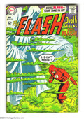 Silver Age (1956-1969):Superhero, The Flash #176 (DC, 1968) Condition: VF+. Overstreet 2003 VF 8.0 value = $50; VF/NM 9.0 value = $65....