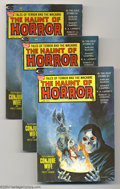 Bronze Age (1970-1979):Horror, The Haunt of Horror Group (Marvel, 1973) Condition: Average NM-.Three copies each of issues #1 and 2 of this pulp-style dig...(Total: 6 items Item)