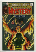 Bronze Age (1970-1979):Horror, House of Mystery #188 (DC, 1970) Condition: NM-. Neal Adams cover.Bernie Wrightson art, two stories. Overstreet 2003 NM 9.4...