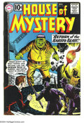 Silver Age (1956-1969):Mystery, House of Mystery Issues #116 and 126 Group (DC) Condition: VG+.Overstreet 2003 value for group = $34. (Total: 2 Comic Books...(Total: 2 Comic Books Item)