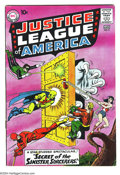 Justice League of America #2 (DC, 1961) Condition: GD/VG. Overstreet 2003 GD 2.0 value = $128; VG 4.0 value = $192. From...