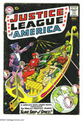Justice League of America #3 (DC, 1961) Condition: GD/VG. Overstreet 2003 GD 2.0 value = $55; VG 4.0 value = $110. From...
