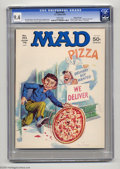 Magazines:Mad, Mad #183 Gaines file copy (EC, 1976) CGC NM 9.4 White pages. MortDrucker, Don Martin, Dave Berg, Sergio Aragones and Angelo...