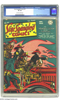 Golden Age (1938-1955):Superhero, Star Spangled Comics #27 (DC, 1943) CGC VF 8.0 Off-white to white pages. Simon and Kirby cover and art. Overstreet 2003 VF 8...