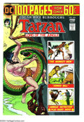 Bronze Age (1970-1979):Miscellaneous, Tarzan #232 (DC, 1974) Condition: NM-. Joe Kubert art. 100-pageSuper Spectacular. Overstreet 2003 NM 9.4 value = $35....