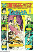 Bronze Age (1970-1979):Miscellaneous, Tarzan #235 (DC, 1975) Condition: NM. 100-Page Super Spectacular.Joe Kubert cover. Kubert and Carmine Infantino art. Overst...