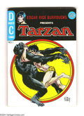 Bronze Age (1970-1979):Miscellaneous, Tarzan Comic Digest #1 (DC, 1972) Condition: NM. Joe Kubert cover.Interior art by Russ Manning. Overstreet NM 9.4 value = $...