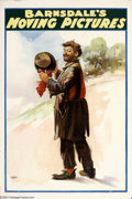 Movie Posters:Short Subject, Barnsdale Moving Pictures (Barnsdale, 1905)....