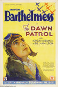Movie Posters:War, The Dawn Patrol (First National, 1930)....