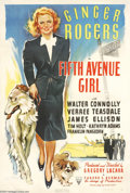 Movie Posters:Comedy, Fifth Ave Girl (RKO, 1939)....